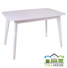 Кухонный стол Модерн 120*75 Белый не раскладной