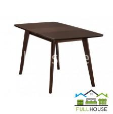 Кухонный стол Модерн 120*75  Орех раскладной
