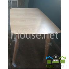 Кухонный стол Модерн 120*75  Бук не раскладной