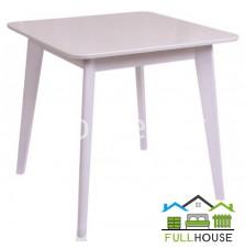 Кухонный стол Модерн 80*80  Белый